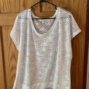 Cato Lace Tee 22/24
